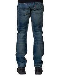 LEVIS 501 ORIGINAL FIT JEAN STF