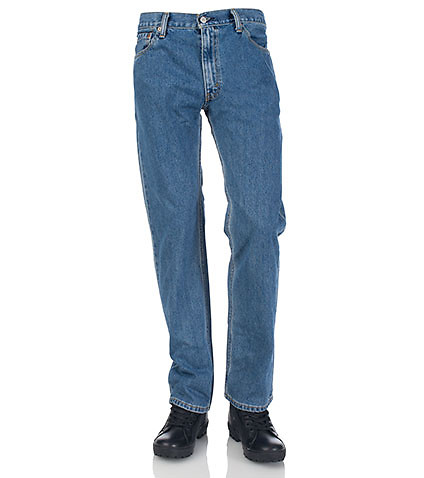 LEVIS - Jeans - 505 STRAIGHT FIT JEAN