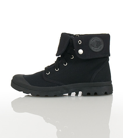 PALLADIUM MENS BAGGY BOOT Black