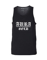 AURA GOLD AU2 GOLD TANK TOP