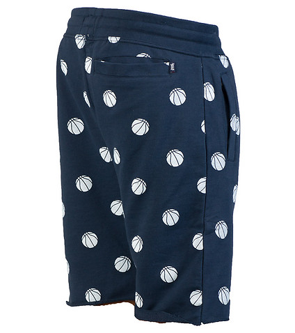 LEMAR AND DAULEY - Shorts - FROM THE DOTS SWEATSHORTS
