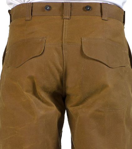 FILSON - Pants - DOUBLE TIN OIL FINISH PANTS