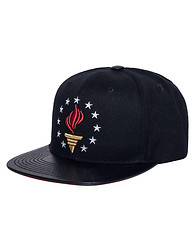 FIELD GRADE OLYMPIC TORCH SNAPBACK CAP