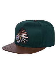FIELD GRADE CHIEF THUNDER SNAPBACK CAP