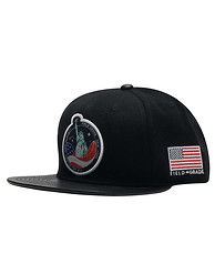 FIELD GRADE Liberty Leather Brim Snapback