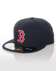 NEW ERA BOSTON RED SOX MLB FITTED CAP