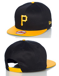 NEW ERA PITTSBURGH PIRATES MLB SNAPBACK CAP