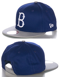 NEW ERA BROOKLYN DODGERS MLB SNAPBACK CAP