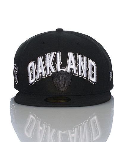 NEW ERA - Caps Fitted - OAKLAND RAIDERS NFL SNAPBACK CAP