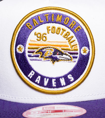 NEW ERA - Caps Snapback - BALTIMORE RAVENS 96' SNAPBACK CAP