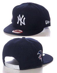 NEW ERA NEW YORK YANKEES MLB SNAPBACK CAP
