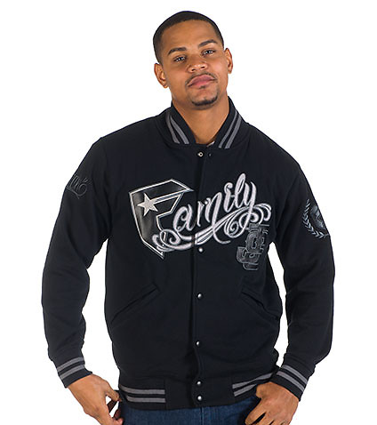 FAMOUS STARS AND STRAPS - Jackets - VARSITY JACKET