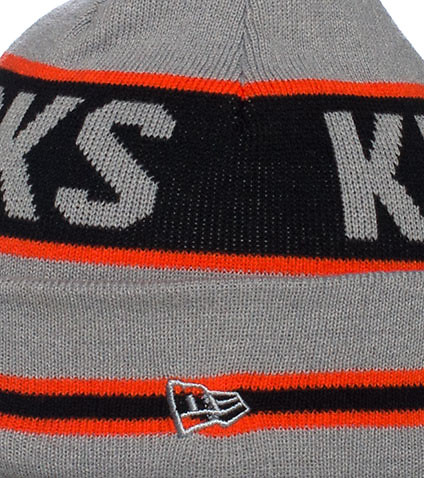 NEW ERA - Seasonal - THE COACH NY KNICKS KNIT HAT