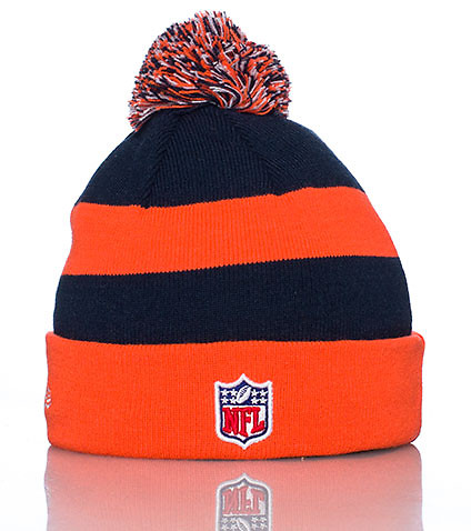 NEW ERA - Seasonal - BRONCOS NFL '13 SPORT KNIT POM POM HAT