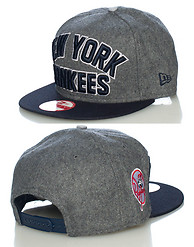 NEW ERA NY YANKEES MLB SNAPBACK CAP