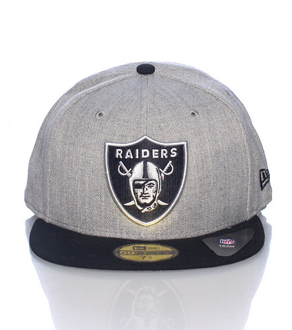 NEW ERA - Caps Fitted - OAKLAND RAIDERS NFL FITTED CAP