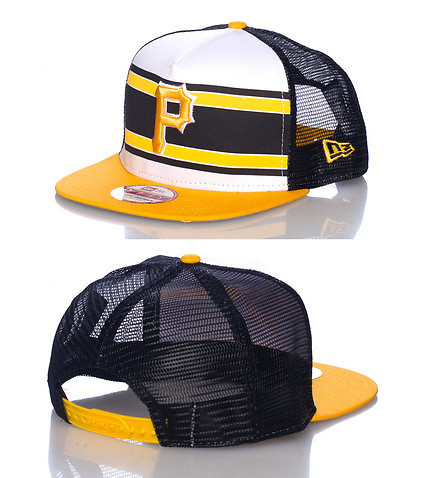NEW ERA - Caps Snapback - PITTSBURGH PIRATES MLB SNAPBACK CAP
