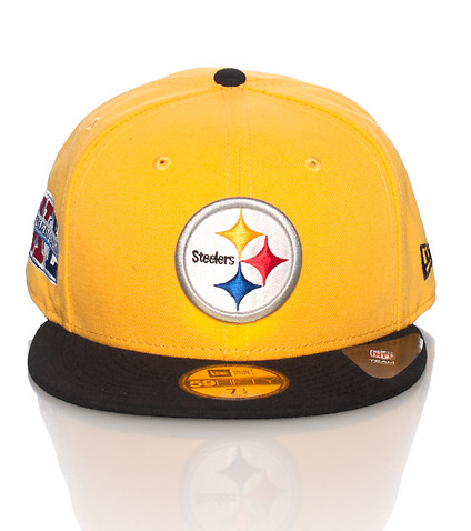 NEW ERA - Caps Fitted - PITTSBURGH STEELERS