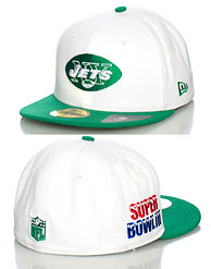 NEW ERA NEW YORK JETS FITTED CAP