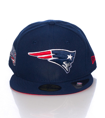 NEW ERA - Caps Fitted - NEW ENGLAND PATRIOTS NFL FITTED CAP