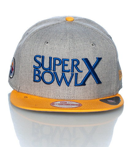 NEW ERA - Caps Snapback - SUPER BOWL X SNAPBACK CAP
