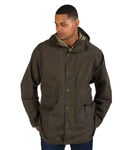 FILSON - Jackets - MACKINAW CRUISER COAT