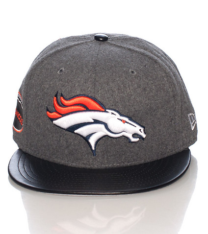 NEW ERA - Caps Fitted - BRONCOS NFL FITTED CAP JJ EXCLUSIVE