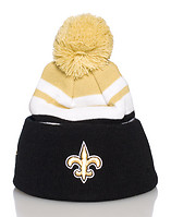NEW ERA NEW ORLEANS SAINTS NFL BEANIE