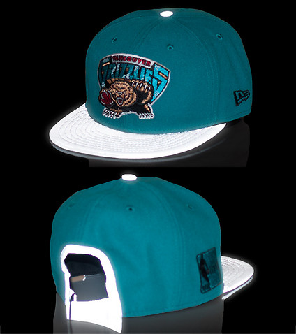 NEW ERA - Caps Snapback - GRIZZLIES 3M NBA STRAPBACK JJ EXCLUSIVE