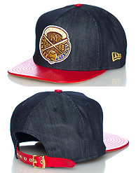NEW ERA NEW YORK YANKEES STRAPBACK JJ EXCLUSIVE