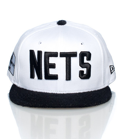 NEW ERA - Caps Snapback - NETS NBA STRAPBACK CAP