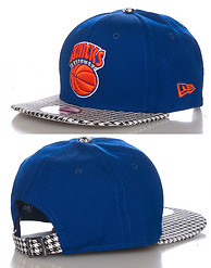 NEW ERA NEW YORK KNICKS NBA STRAPBACK CAP