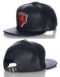 NEW ERA CHICAGO BEARS NFL STRAPBACK CAP