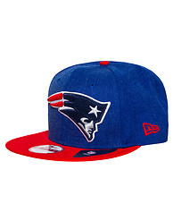 NEW ERA NE PATRIOTS NFL STRAPBACK JJ EXCLUSIVE