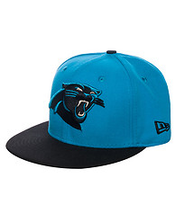 NEW ERA CAROLINA PANTHERS NFL SNAPBACK CAP