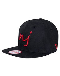 NEW ERA NJ JJ EXCLUSIVE STRAPBACK CAP