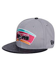 NEW ERA SPURS NBA STRAPBACK CAP JJ EXCLUSIVE