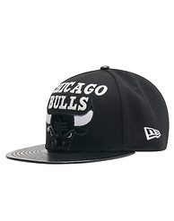 NEW ERA Chicago Bulls Big JJ Exclusive Snapback