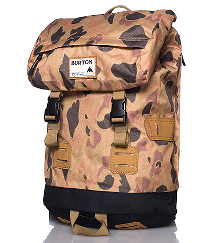 BURTON MENS TINDER BACKPACK Gold