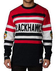 MITCHELL AND NESS CHI BLACKHAWKS OPEN NET