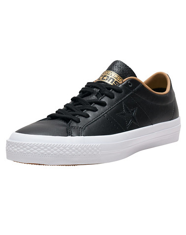 CONVERSE MENS Black Footwear Casual 8
