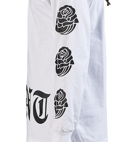 DFYNT - Tees and Polos - ROSE THORN TEE