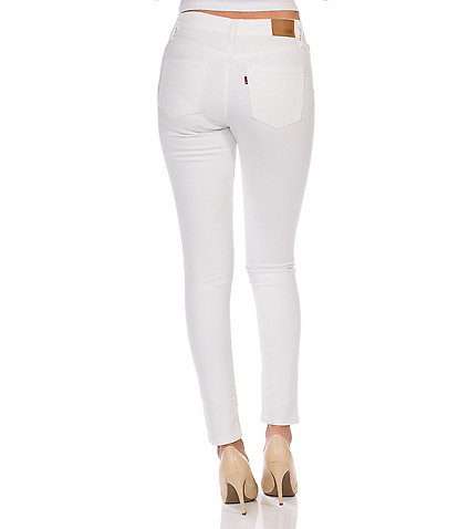 LEVIS HIGH RISE LEGGING - White | Jimmy Jazz - 199700154