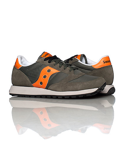 SAUCONY - Sneakers - JAZZ ORIGINAL SNEAKER