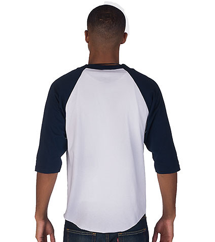 HUSTLE GANG - Tees and Polos - HG RAGLAN TEE