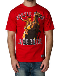 HUSTLE GANG STALLION SS TEE