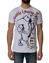 HUSTLE GANG Otter Tail Knit Tee