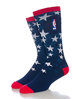 FOR BARE FEET NBA VETERANS DAY CREW SOCKS