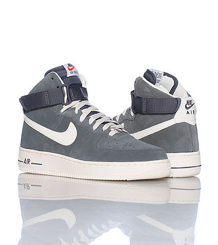 NIKE - Sneakers - AIR FORCE ONE HIGH SNEAKER