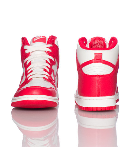 NIKE SPORTSWEAR - Basketball - DUNK HIGH SNEAKER